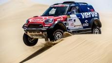 Po wczorajszym prologu, dziś zawodników uczestniczących w Qatar Cross Country Rally czekał […]