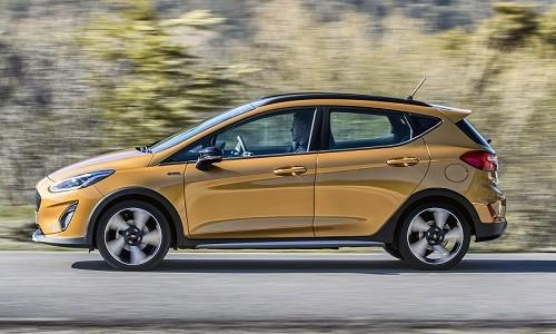 Fiesta Active jest pierwszym modelem z nowej rodziny crossoverów Forda, inspirowanych samochodami […]