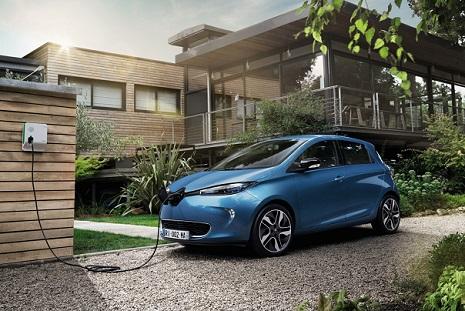 Renault ZOEa