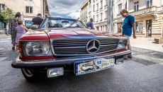 Jubileuszowa edycja Mercedesem po Wiśle Classic Days, która odbyła się w trzeci […]