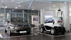 "Renault otwiera drugi w Europie obiekt concept store ""Renault Electric Vehicle Experience […]"