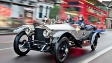 20-Ghost Club, klub zrzeszający właścicieli Rolls- Royce'ów zbudowanych przed 1940 r., swoim […]