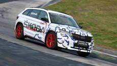 Sabine Schmitz za kierownicą Škody Kodiaq RS ustanowiła rekordowy wśród siedmioosobowych SUV-ów […]