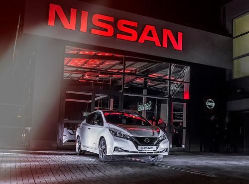"""Nissan poszerza sieć """"elektrycznych"""" dealerów"""