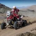 Rafał Sonik utrzymał trzecią pozycję w klasyfikacji rajdu Atacama Rally pokonując bez […]