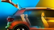 Volkswagen T-Cross to najmniejszy SUV w gamie producenta. Na razie jest częściowo […]