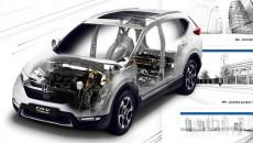 Nowy model CR-V będzie pierwszym SUV-em Hondy w Europie wyposażonym w zaawansowany […]
