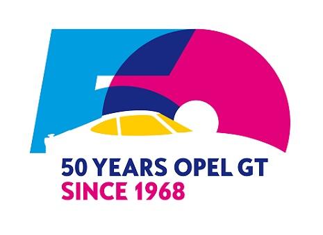 50 Years Opel GT