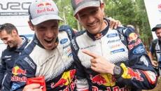 Sébastien Ogier i Julien Ingrassia (Ford Fiesta RS WRC) zdobyli swój szósty […]