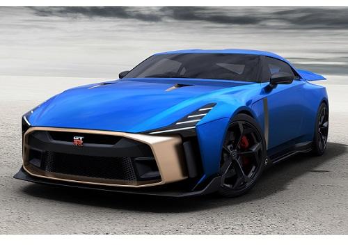 Nissan GT-R50-1