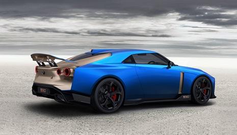 Nissan GT-R50-4