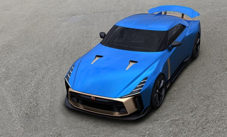 Nissan GT-R50-5