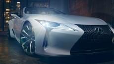 Budząca emocje stylistyka koncepcyjnego Lexusa LC Convertible została doceniona przez jury konkursu […]