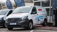 Pięć pojazdów elektrycznych Mercedesów eVito podjęło pracę na Poczcie Polskiej. Nic dziwnego […]