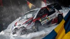 Ott Tänak i Martin Jarveoja (Toyota Yaris WRC) awansowali na pozycję liderów […]