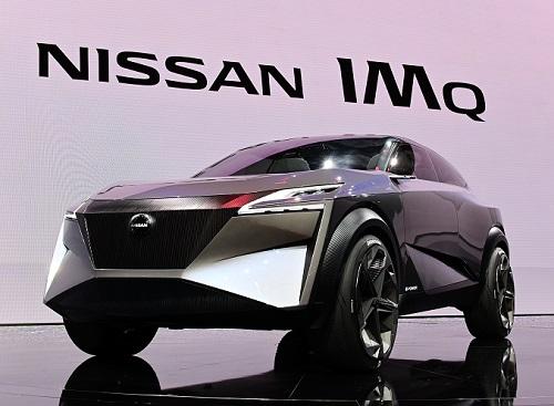 Nissan IMQ1