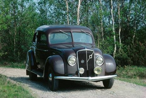 Volvo PV 36 Carioca