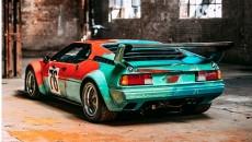 """Gdy szerokimi pociągnięciami pędzla Andy Warhol odmienił wygląd BMW M1 oświadczył: """"Uwielbiam […]"""