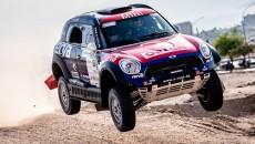 Kuba Przygoński i Timo Gottschalk w Mini All 4 Racing wygrali prolog […]