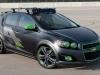Ricky Carmichael All-Activity Chevrolet Sonic concept