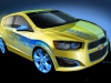 Chevrolet Performance Sonic RS concept