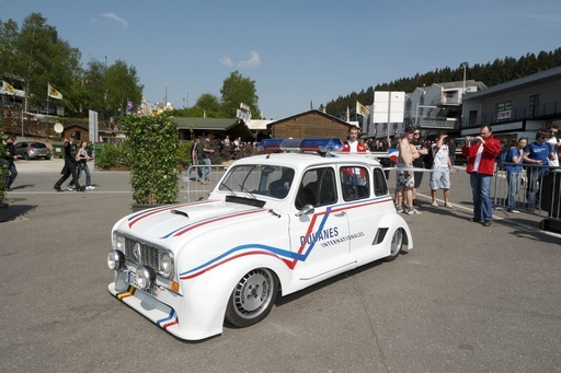 WORLD SERIES BY RENAULT - SPA 2011