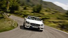 Najmocniejszy Mercedes-Benz SLK w historii: nowy, wolnossący silnik V8 o pojemności 5,5 […]