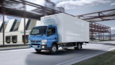 Jako pierwszy producent, Fuso wprowadza na rynek ciężarówkę wyposażona w automatyczną przekładnię