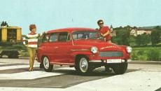 Skoda Octavia Combi trafiła do pierwszych klientów we wrześniu roku 1961, w […]