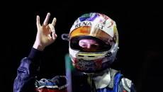 """Sebastian Vettel (mimo wywalczenia już wcześniej Mistrzostwa Świata nie """"odpuścił"""" – wygrał […]"""