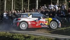 Sebastien Ogier i Julien Ingrassia (Citroen DS3 WRC) awansowali z trzeciego na […]