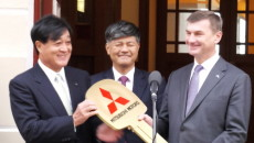 Firma Mitsubishi Motors Corporation (MMC) podała do publicznej wiadomości, iż zrealizowano dostawę […]