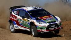Sebastien Loeb i Daniel Elena w Citroënie DS3 WRC prowadzą w Rajdzie […]