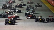 Sebastian Vettel (Red Bull) wygrał wyścig o Grand Prix Indii, wyprzedzając Jensona […]