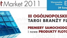Podczas zbliżających się targów flotowych i motoryzacyjnych FLEET MARKET 2011, które odbędą […]