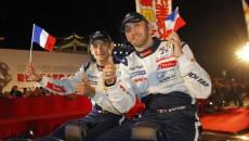 Zwycięstwo dwóch samochodów Peugeot 908 w wyścigu Zhuhai 6 hours, ostatniej rundzie […]