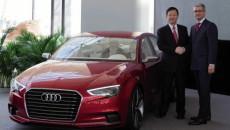 Audi wzmacnia swoją obecność w Chinach i w 2013 roku uruchami produkcję […]