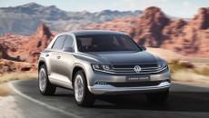 Podczas Tokyo Motor Show Volkswagen prezentuje studyjnego SUV-a przyszłości: Cross Coupé. Napędzane […]