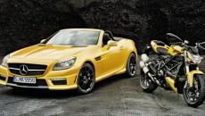 By podkreślić wagę rozpoczętej przed rokiem współpracy Mercedes-AMG i Ducati, nowy Mercedes-Benz […]