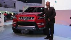 Odwiedzający salon motoryzacyjny Auto Expo w New Delhi mogli podziwiać kilka nowości […]