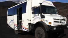 Co roku, od maja do października, Mercedes-Benz Unimog dowozi na wzgórza Etny […]