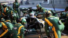 Kierowcy zespołu McLaren; Jenson Button i Lewis Hamilton okaszali się najszybsi na […]