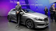 Gwiazdą stoiska Mercedes-Benz na targach motoryzacyjnych w Genewie jest najnowsza Klasa A. […]