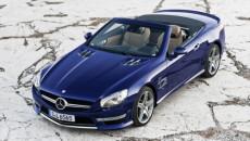 Mercedes-AMG otwiera tegoroczny sezon roadsterów. Do SL 63 AMG z silnikiem V8 […]
