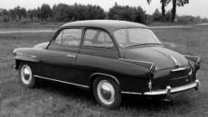 Na początku 1962 roku, równolegle z ulepszoną Felicią Super, Škodazaprezentowała zmodyfikowaną, najostrzejszą […]