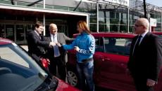 Dziewięć samochodów Suzuki Swift trafiło do sportowców w ramach współpracy między Suzuki […]