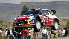Dwie złogi w Citroenach DS3 WRC znajdują się na czele Rajdu Meksyku […]