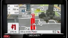 Becker Professional 50 to najnowszy model urządzenia nawigacyjnego klasy Premium i pierwszy […]
