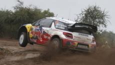 Sebastien Loeb i Daniel Elena (Citroen DSC3 WRC) prowadzą po pierwszym etapie […]