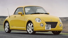 Produkowany w Japonii dwumiejscowy roadster Daihatsu Copen jest jednym z najmniejszych samochodów […]